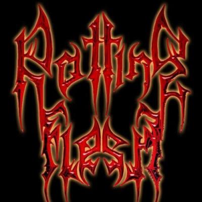 Rotting Flesh - Logo