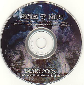 Invocation of Nehek - Demo 2003