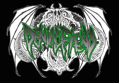 Denial Fiend - Logo