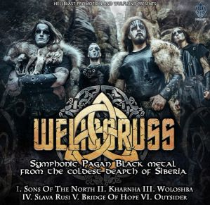 Welicoruss - The Best of Welicoruss [Symphonic Black Metal from the Coldest Depths of Siberia]