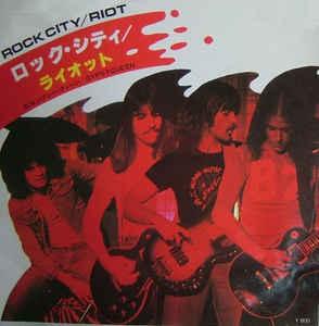 Riot V - Rock City / Gypsy Queen