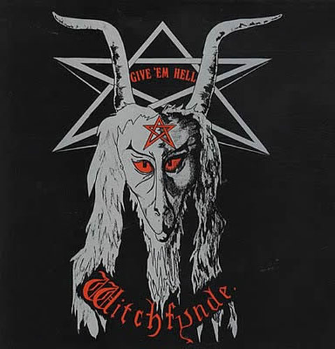 Witchfynde   1980   Give em Hell (320){NWoBHM} preview 0