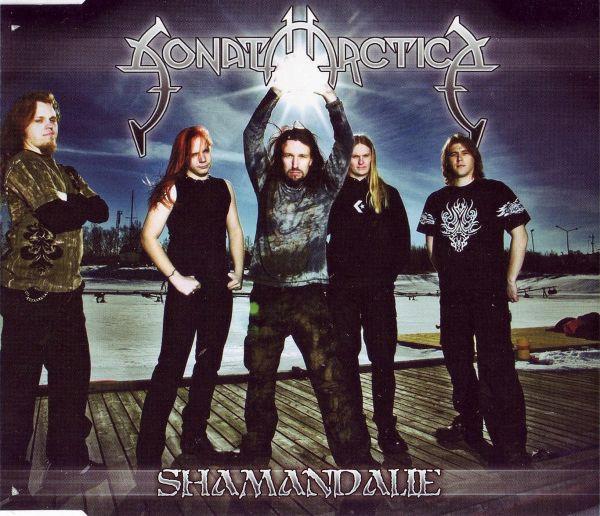 Sonata Arctica - Shamandalie