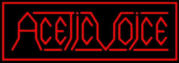 Acetic Voice - Logo