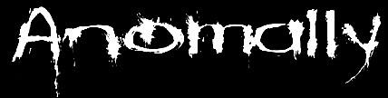 Anomally - Logo