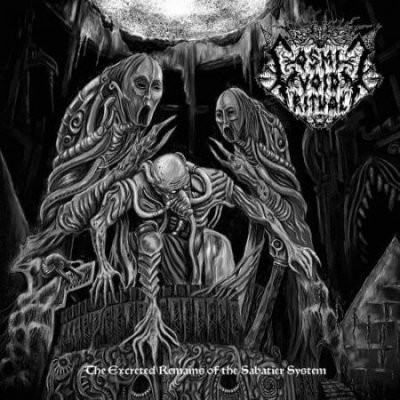 Cosmic Void Ritual - The Excreted Remains of the Sabatier System