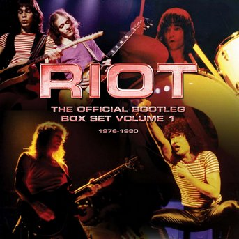 Riot V - The Official Bootleg Box Set Volume 1 – 1976-1980