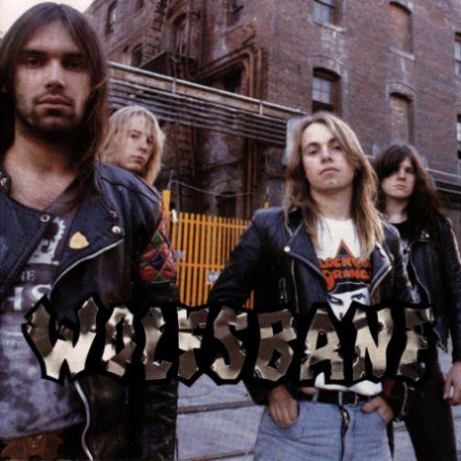 Wolfsbane - Live Fast, Die Fast