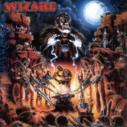 Wizard - Bound by Metal