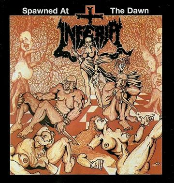 Inferia - Spawned at the Dawn