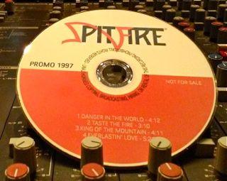 Spitfire - CD Promo 1997