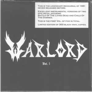 Warlord - Vol. 1