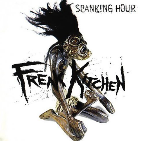 Spanking Hour cover (Click to see larger picture)