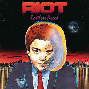 Riot V - Restless Breed / Riot Live