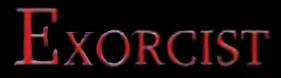 Exorcist - Logo