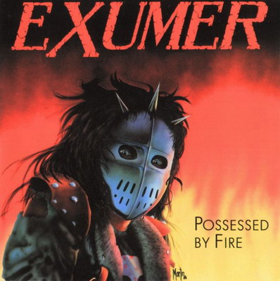 Exumer - Possessed by Fire