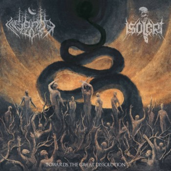 Isolert / Insanity Cult - Towards the Great Dissolution