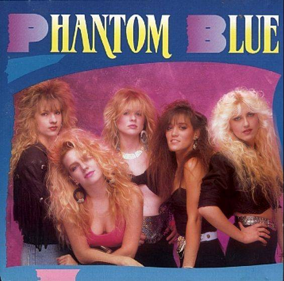 Phantom Blue - Phantom Blue