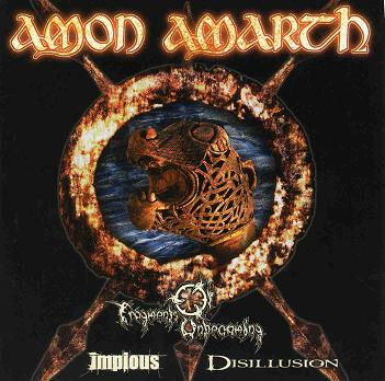 Amon Amarth / Impious / Fragments of Unbecoming / Disillusion - Fate of Norns Release Shows