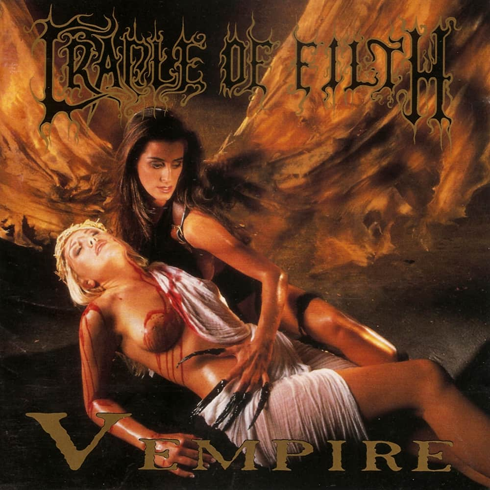 Cradle of Filth - V Empire or Dark Faerytales in Phallustein