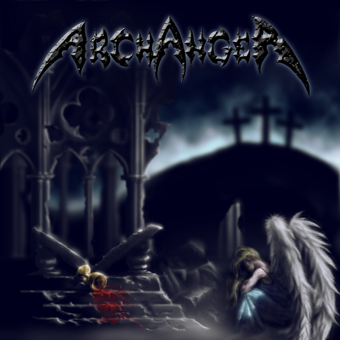 Archanger - Apostasy (Of Anger and Mind's Slavery)