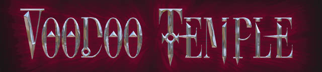 Voodoo Temple - Logo