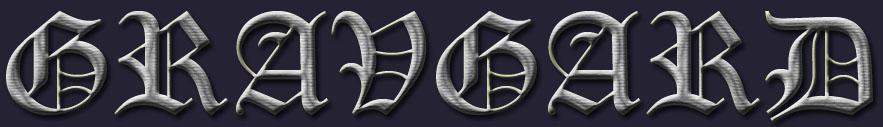 Gravgard - Logo
