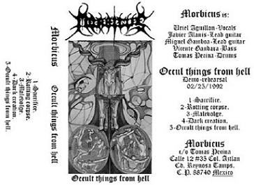 Morbicus - Occult Things from Hell