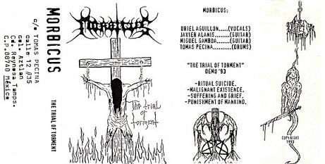 Morbicus - The Trial of Torment