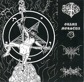Nahual / Grima Morstua / Warfare / Behalf Fiend - Recrucifixion