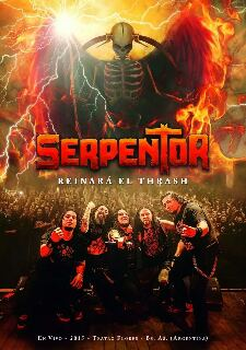 Serpentor - Reinará el thrash