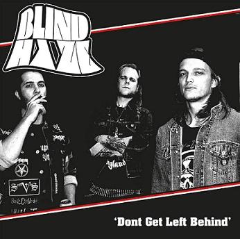 Blind Haze - Don't Get Left Behind