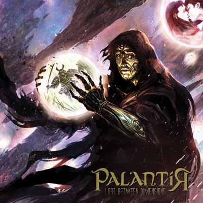 Palantír - Lost Between Dimensions