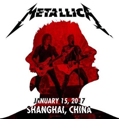 Metallica - Live Metallica: Shanghai, China - January 15, 2017