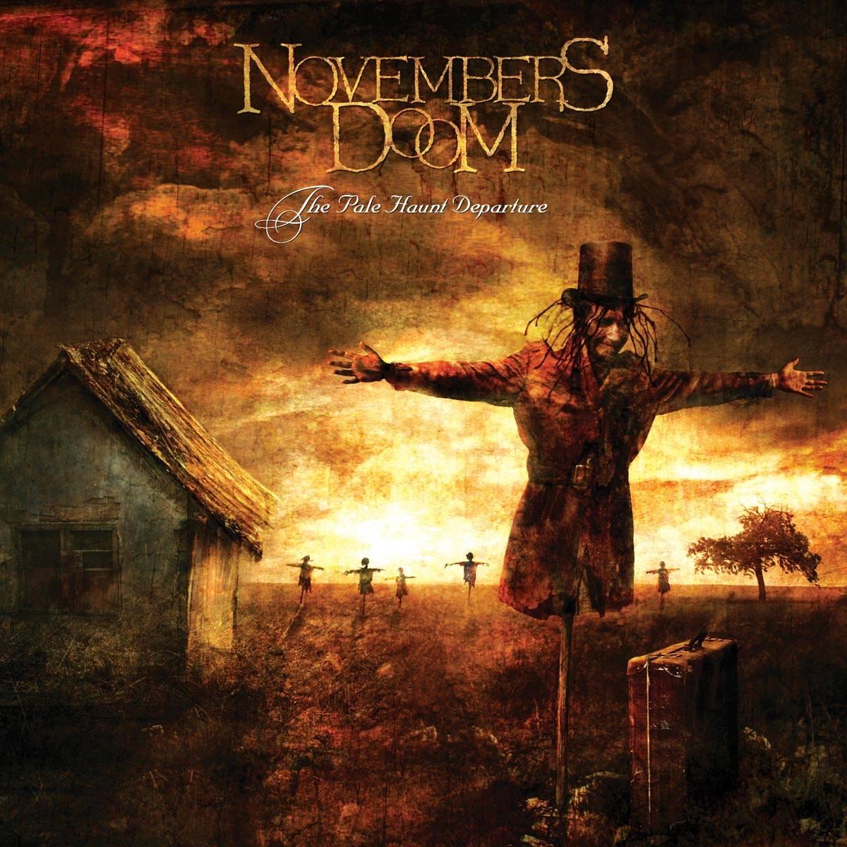 Novembers Doom - The Pale Haunt Departure
