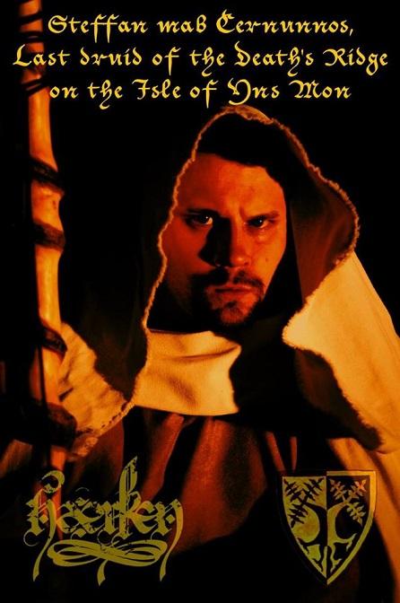 Steffan of Death's Ridge, the Druid