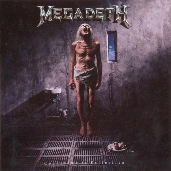 Megadeth - Countdown to Extinction