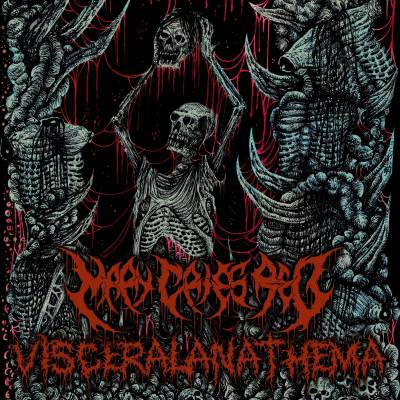 Mary Cries Red - Visceral Anathema