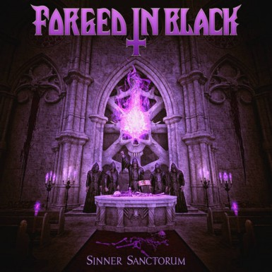 Forged in Black - Sinner Sanctorum