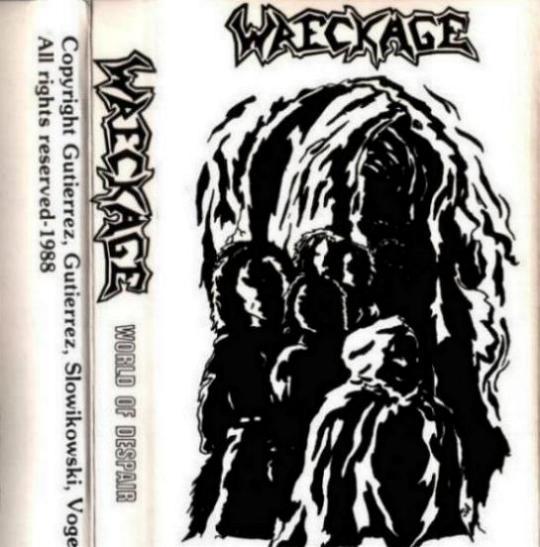 Wreckage - World of Despair