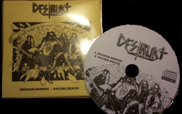 Destrukt - Broken Mirror - Racing Death