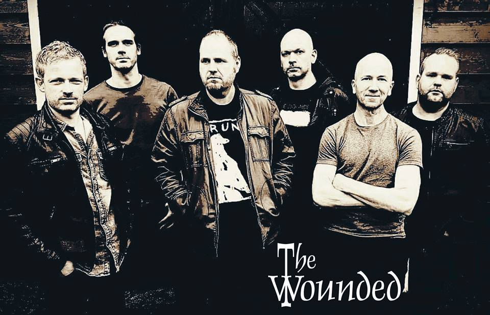 The Wounded - Photo