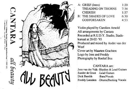 Cantara - All Beauty