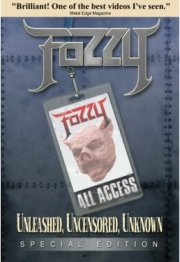 Fozzy - Unleashed, Uncensored, Unknown