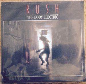 Rush - The Body Electric