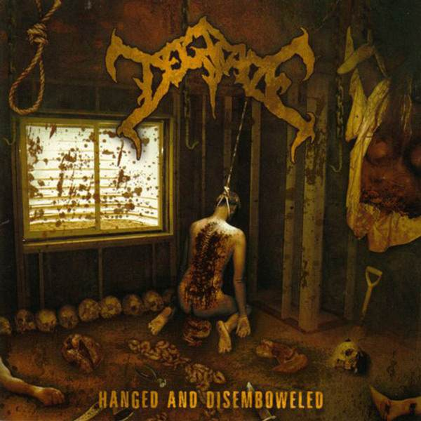 Degrade - Hanged and Disemboweled