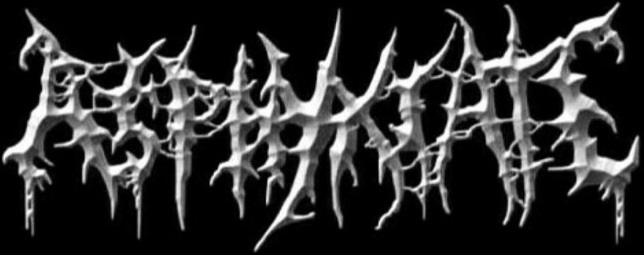 Asphyxiate - Logo