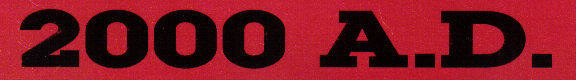 2000 A.D. - Logo