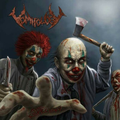 Vomitology - The Killer Clown