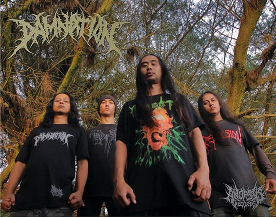 Damnation - Photo